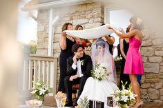 persian wedding ceremony vineland estate Vinelands Estate Winery & Niagara on the Lake wedding Vineland Estates, Wedding Table, Wedding Ceremony, Persian Wedding, Bridesmaid Dresses, Wedding Dresses, Iranian, Weeding, Couples