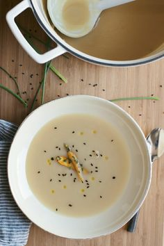 ... soup's on! on Pinterest | Soups, Butternut squash soup and Leek soup