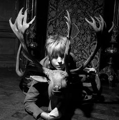 Rare portrait of Marianne Faithfull | 1968 | Photographed by Cecil Beaton