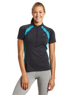 Icebreaker Women's Short Sleeve Grace Half Zip Top Icebreaker. $49.77