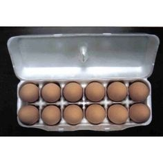 1 Dozen of Ceramic Eggs