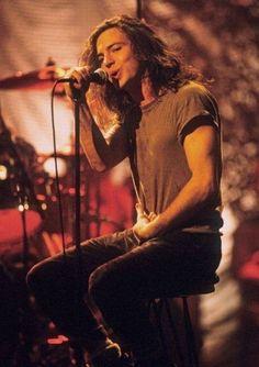 Eddie Vedder I could listen to only him, forever!