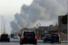 """EEUU evacuó por """"riesgo real"""" a 150 personas de su embajada en Libia - http://panamadeverdad.com/2014/07/26/eeuu-evacuo-por-riesgo-real-a-150-personas-de-su-embajada-en-libia/"""