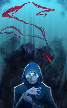 Fate/Zero - Kariya Matou and Berserker. I really liked Kariya but I don't know who I want to win the Grail...