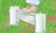 Astuce pour réaliser un grattoir à chaussures - http://www.systemed.fr/