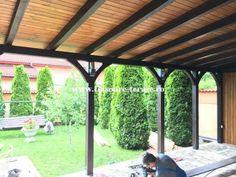 Portofoliu - Bucuresti si Ilfov - foisoare-terase.ro Outdoor Structures, Houses
