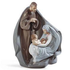 nacimiento de Jesús-Porcelana LLADRÓ - Buscar con Google