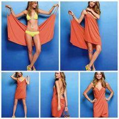 Pareo Elbise ile hem şıklığı ve rahatlığı hem de pratikliği birarada yaşayın. 1.77 boyunda ve 69 cm enindeki bu ürün hem elbise hem de pareo yerine geçecek şekilde tasarlanmış