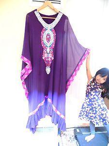 Gorgeous Kaftan Poncho on Sale