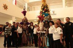 Personal de la SSP celebra el Día de los Reyes Magos
