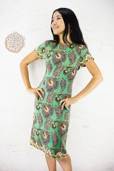 Valuable Asian print dresses think