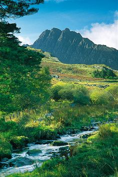 Tryfan, Snowdonia, North Wales.  #Mountain #Outdoors  - Book Local Traders --> https://SnipTask.com