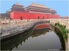 Beijing - the Forbidden City (9 pictures) by jackfre2