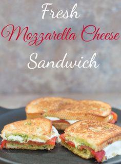 Mozzarella Cheese Sandwich