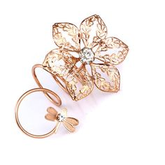 New-arrived Fashion Rhinestone Embellished Hollow out Flower Dragonfly Spiral Spring Ring Gold (YW14062101)http://www.clothing-dropship.com/new-arrived-fashion-rhinestone-embellished-hollow-out-flower-dragonfly-spiral-spring-ring-gold-g2314465.html