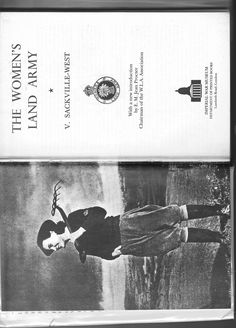 The Women's Land Army by Vita Sackville-West together with poems of the Land Army. Wonderful collection of poetry, but also an important social record of the WLA and of the time. The photographs of women toiling so hard are a great record on their own - they would be even better in full colour plates, but sadly they are sometimes quite grainy black and white. (It is understandable as to why though!)