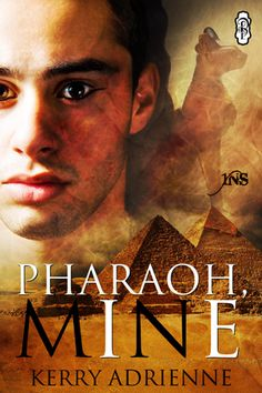 Today at The Avid Reader I am happy to be hosting KERRY ADRIENNE's novel PHARAOH, MINE, All Mine #3 | 1Night Stand. I am also hosting a giveaway that is tour wide. The giveaway is for 5 eBook copies of Pharaoh, Mine by Kerry Adrienne.