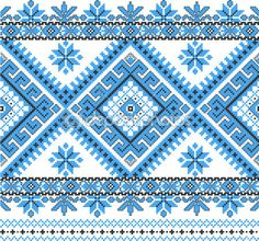Folk Embroidery, Hand Embroidery Patterns, Machine Embroidery Designs, Embroidery Stitches, Knitting Patterns, Cross Stitch Charts, Cross Stitch Designs, Cross Stitch Patterns, Graph Design