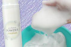 メイクも落とせて、赤ちゃんにも使えるパウダー洗顔!YOUPLEXパウダー。 極寒そして極乾の北海道の研究者が10年の歳月をかけて開発した粉の洗顔料です。