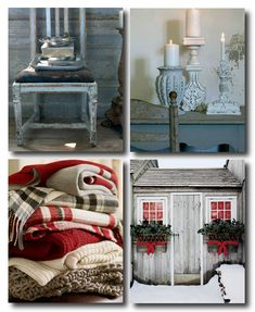 Swedish Holiday Decorating Ideas, Gustavian, Nordic Style, Scandinavian