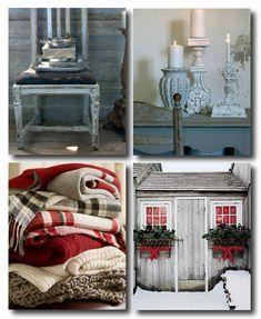 Swedish Holiday Decorating Ideas, Gustavian, Nordic Style, Scandinavian