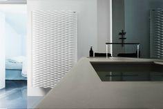 Radiador decorativo de pared TRAME by Tubes Radiatori diseño Stefano Giovannoni