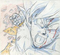 Goku by mr. Shoryuken