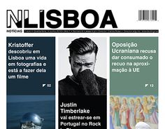 "Check out new work on my @Behance portfolio: ""Newspaper NL - Notícias de Lisboa"" http://on.be.net/1OccvSx"
