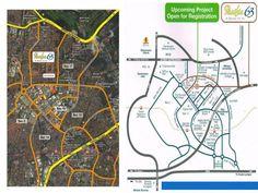Pacific 63, Petaling Jaya - -pacific 63  Signature Suites Name: Pacific 63 Address: Section 13, 46100 Petaling Jaya, Selangor Developer: Island Circle Development Completion Date: Aug 2016 (estimate)  [*48months] Property Land: Residential & Commercial Property Type: Signature Suites & Duplex (SOHO) Tenure: Leasehold No. of Blocks: 1 No. of Storey: 21 No. of Units: 260 Built-up: 480 – 1,181sqft Maintenance Fees: RM0.30 sen, sinking fund: RM0.03 sen,
