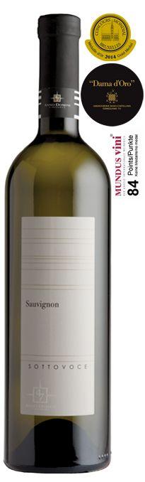 """Sauvignon I.G.T Marca Trevigiana  """"Linea Sottovoce"""""""