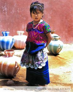 Mayan Girl, Guatemala http://www.travelbrochures.org/27/central-america/holidaying-in-guatemala