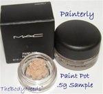 MAC Painterly Paint Pot Sample