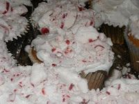 Recipe: Peppermint Cup Cakes
