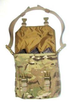 Strike Hard Gear - AK 47 Magazine Shoulder Bag, $47.95 (http://strikehardgear.com/ak-47-magazine-shoulder-bag/)