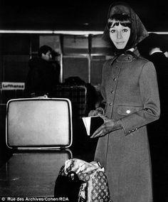 Audrey Hepburn and Speed
