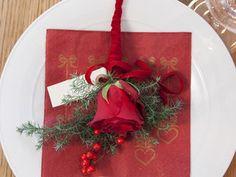 Lag egen kuvertpynt til julebordet