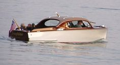 1949 Chris Craft Sedan