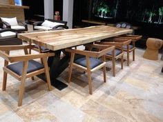 Outdoor Furniture, Outdoor Decor, Table, Home Decor, Decoration Home, Room Decor, Tables, Home Interior Design, Desk