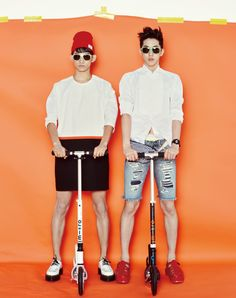CeCi korea magazine 2014.04  - PARK HYEONGSEOP & NAM JOOHYUK
