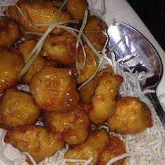 Honey Crispy Chicken @ P.F. Chang's