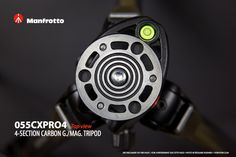 Manfrotto 055CXPRO4  Top view: http://tazintosh.com #FocusedOn #Photo #missing value