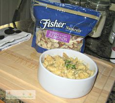 The Art of Random Willy-Nillyness: Fisher Nuts Fresh Twists on Summer Recipe