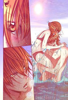 Naruse y Yuki // Namaikizakari Anime Couples Manga, Cute Anime Couples, Manga Anime, Anime Art, Namaikizakari, Anime Love Couple, Manga Love, Anime Shows, Powerpuff Girls