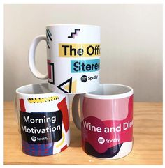 Morning Motivation, My Design, Mugs, Dining, Tableware, Food, Dinnerware, Cups, Dishes