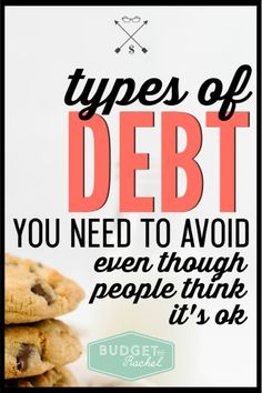 Even though most people think this is safe, you need to avoid these 5 kinds of debt in your budget! Here's what you need to know to stay debt-free. Saving Money Quotes, Money Saving Tips, Money Tips, No Spend Challenge, Money Saving Challenge, Save Money On Groceries, Ways To Save Money, Debt Snowball Worksheet, Cash Envelope System