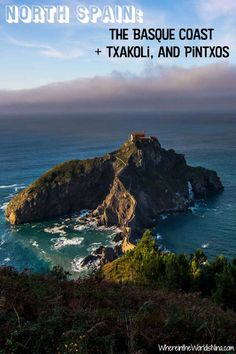 Game of Thrones fans and foodies... The Basque Coast is YOUR place!