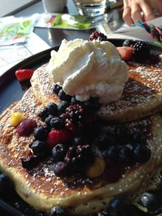 Breakfast at Baptiste & Bottle at the Conrad Chicago Hotel