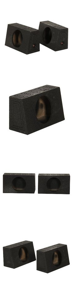 STAGE 3 DUAL SEALED SUBWOOFER MDF ENCLOSURE FOR MTX 9515 SUB BOX
