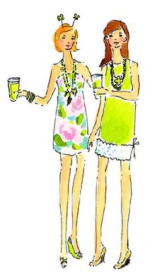 Lilly Pulitzer - St. Patrick's Day
