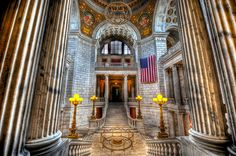 Inside The Rhode Island State House The Rotunda | Flickr - Photo Sharing!